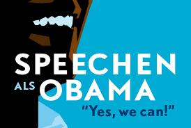 Speechen als Obama I Retorica & applaustechnieken I Najaar 2021